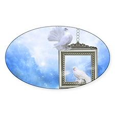 Peace Dove 2 Decal