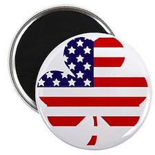American shamrock 1 light Magnet