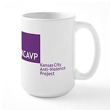 KCAVP logo Mugs