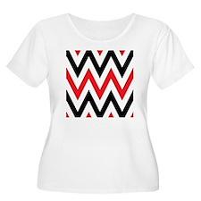 Black, white  T-Shirt