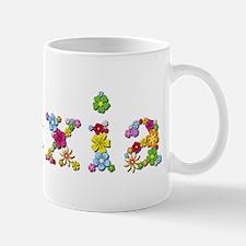 Alexia Bright Flowers Mugs