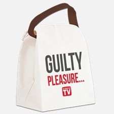 Guilty Pleasure Version 1 Canvas Lunch Bag
