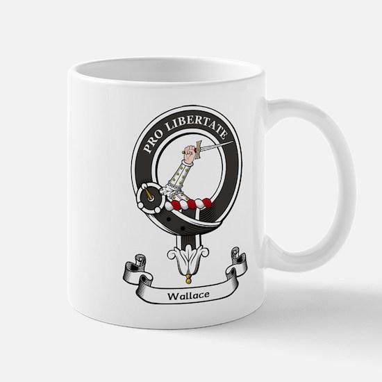 Badge-Wallace [Renfrew] Mug