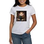 The Queen's Black Lab Women's T-Shirt