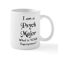 psych major Mug