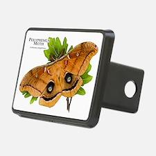 Polyphemus Moth Hitch Cover