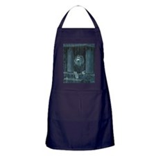 Kiss the Rain Apron (dark)