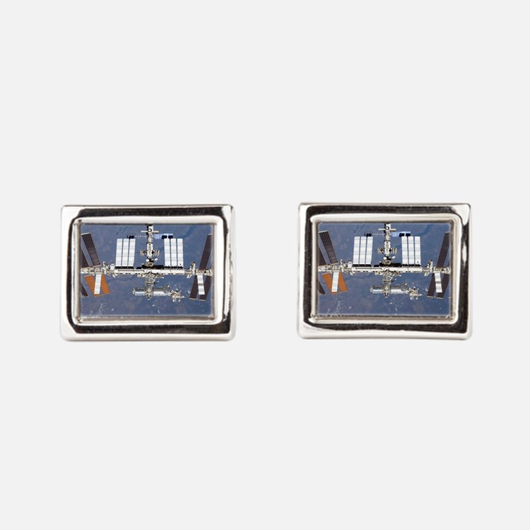 International Space Station Cufflinks