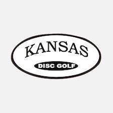 Kansas Disc Golf Patches