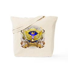 Sanchez Family Crest Tote Bag