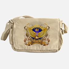 Sanchez Family Crest Messenger Bag