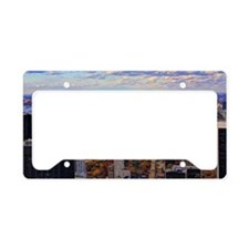 Central Park in Autumn, A vie License Plate Holder