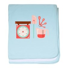 Cooking Tools baby blanket