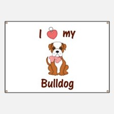 I love my bulldog (pic) Banner