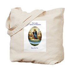 Our Lady Queen of Palestine Tote Bag