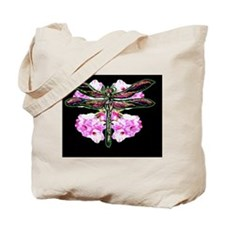 dragonflyPcrd Tote Bag
