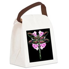 dragonflyBUT Canvas Lunch Bag