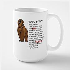 Druid/Bear Mugs