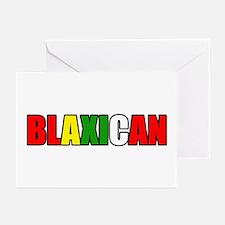 Blaxican Greeting Cards (Pk of 10)