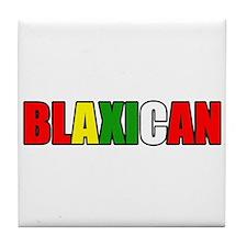 Blaxican Tile Coaster