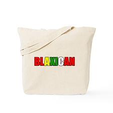 Blaxican Tote Bag