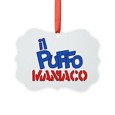 Il Puffo Maniaco Ornament