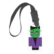 Young Frankenstein Luggage Tag