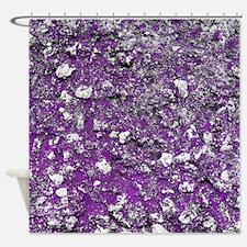 Concrete Moss Rustic Old Vintage Purple Violet Tex