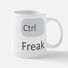 Control Freak Mugs