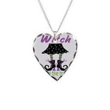 Witch way to the treats? Necklace