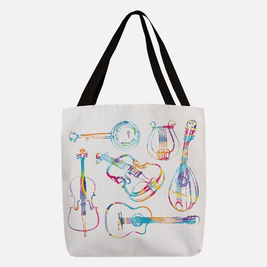 Unique Geek Polyester Tote Bag