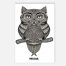 meowl-LTT Postcards (Package of 8)