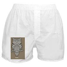 meowl-OV Boxer Shorts