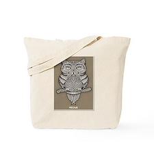 meowl-LG Tote Bag