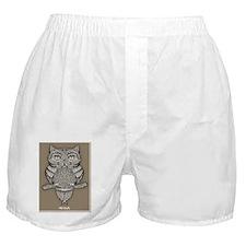 meowl-LG Boxer Shorts