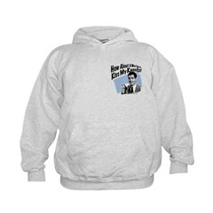 Cup Of Kiss My KansAss! Hoodie