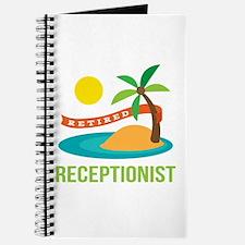 Retired Receptionist Journal