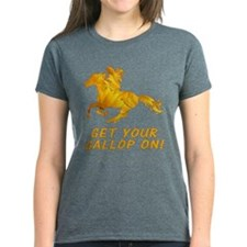 Horse Gallop On Tee