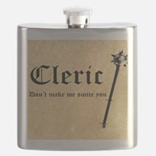 Cleric - Dont make me smite you Flask