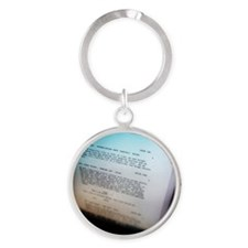 As the #Screenplay continues to be  Round Keychain