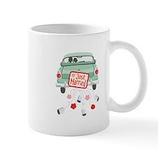 Just Married Car Mugs