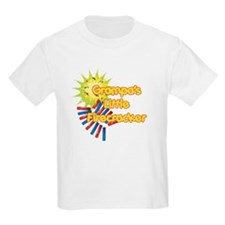 Grampa's Little Firecracker T-Shirt