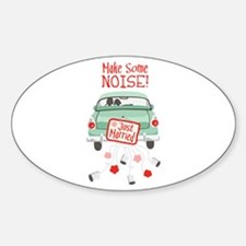 Make Some NOISE! Decal
