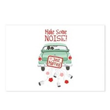 Make Some NOISE! Postcards (Package of 8)