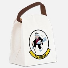 USAF: 11th Bomb Squadron Canvas Lunch Bag