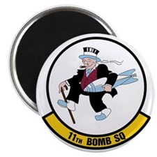 USAF: 11th Bomb Squadron Magnet