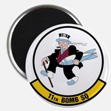 USAF: 11th Bomb Squadron Magnet