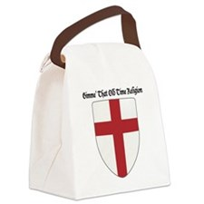 Gimme That Old Time Religion Canvas Lunch Bag