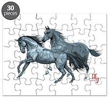 horseA67dark Puzzle