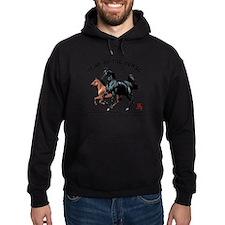 horseA67light Hoodie